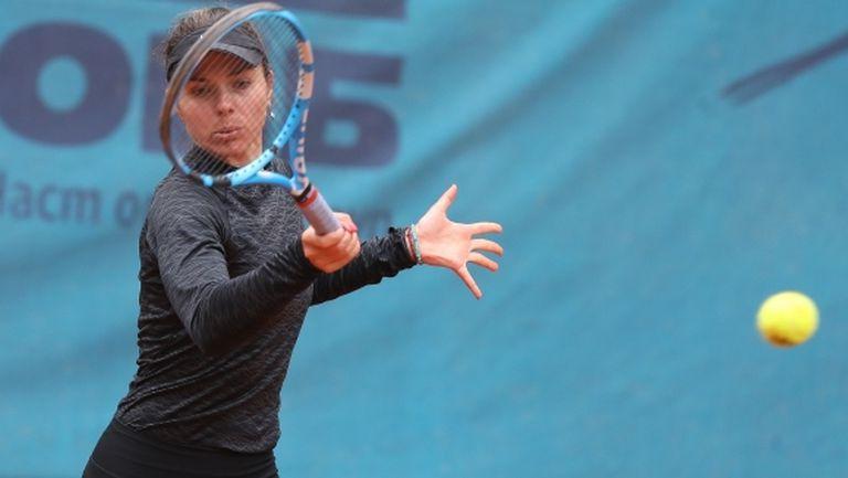 Вики Томова с нова победа в Белград
