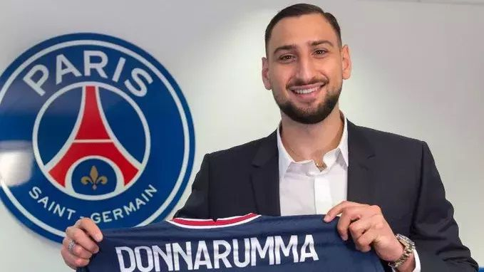 Донарума вече е футболист на Пари Сен Жермен