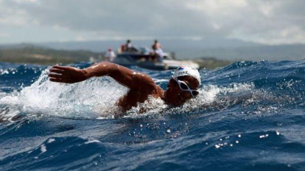 """6400 метра трябва да преплуват участниците в плувния маратон от острова """"Света Анастасия"""" до Бургас 🏊🏿"""