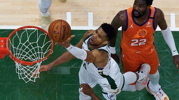 Милуоки изравни серията срещу Финикс във финала на НБА на 2:2 победи