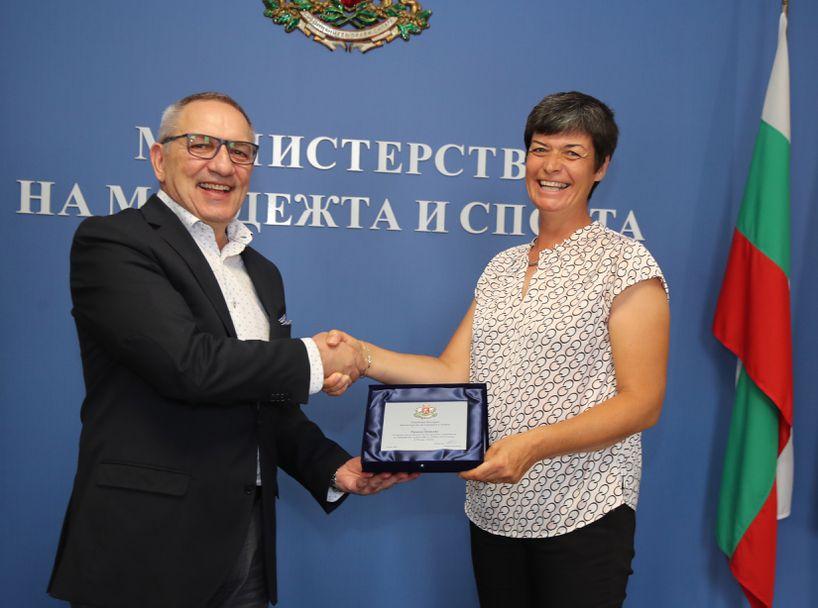 Андрей Кузманов, Румяна Нейкова