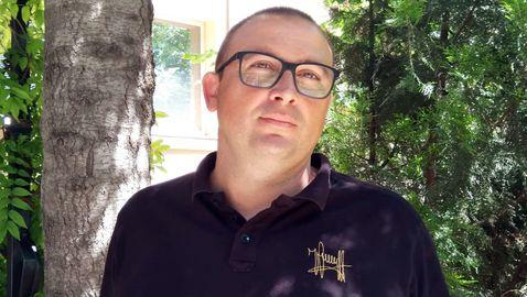 Тодорин Ненчев е новият президент на Добруджа 07🏐