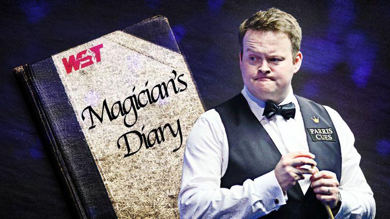 Дневникът на Магьосника