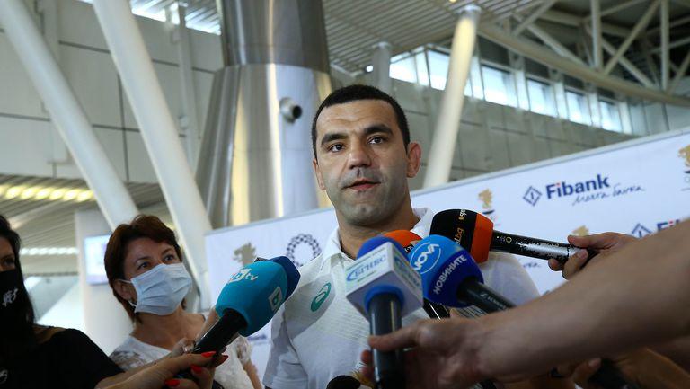 Треньорът на боркините Петър Касабов: Преминаха през тежки моменти