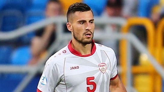 Защитник на Левски игра при успеха на Северна Македония