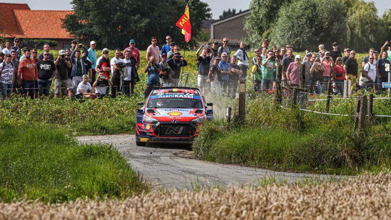 Тиери Нювил с първа победа за сезон 2021 във WRC