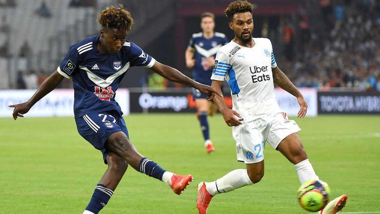 Марсилия изпусна преднина от два гола срещу Бордо