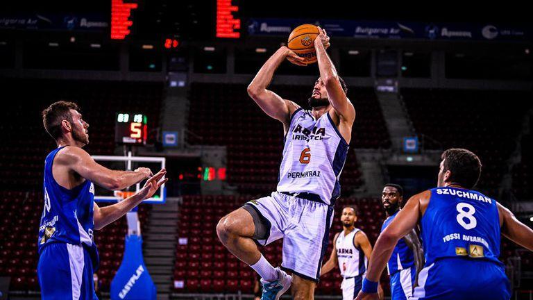 Парма продължава към полуфиналите в квалификациите на баскетболната Шампионска лига в София
