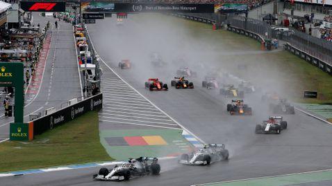 Формула 1 няма да се завърне в Германия през 2022 година