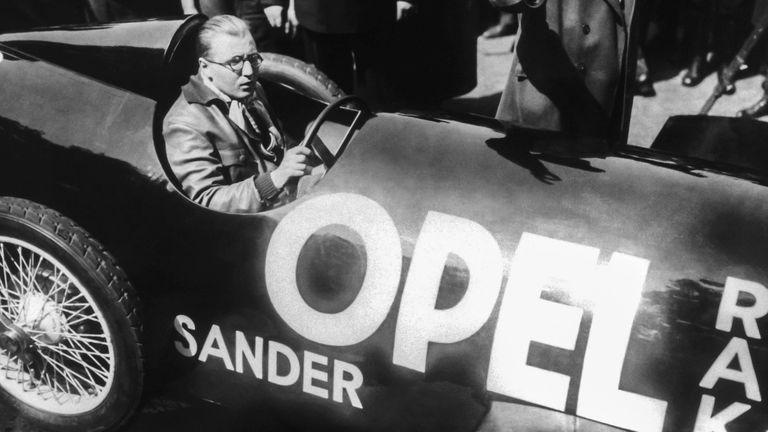 "Една история на сто години: Opel и пистата ""Авус"""