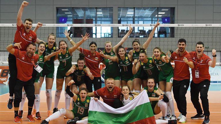 Шест волейболистки от Марица в окончателния състав на България U18 за Световното