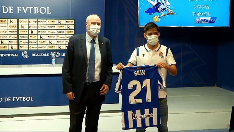 Давид Силва стартира в Реал Сосиедад с коронавирус