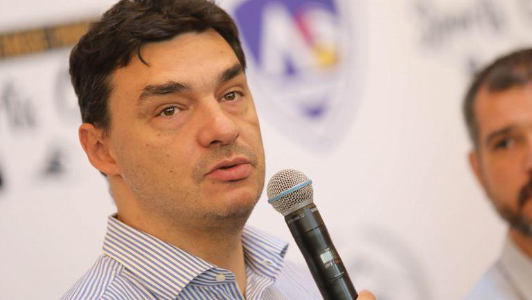 Владо Николов: Когато е готова залата, Левски ще има по-добри условия и от Тренто