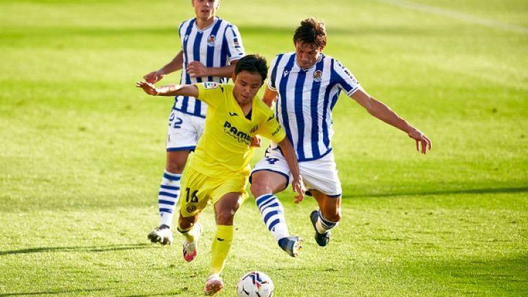 Реал Сосиедад - Виляреал 0:2