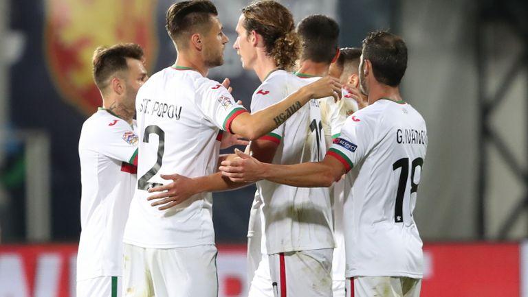 България - Ирландия 1:1