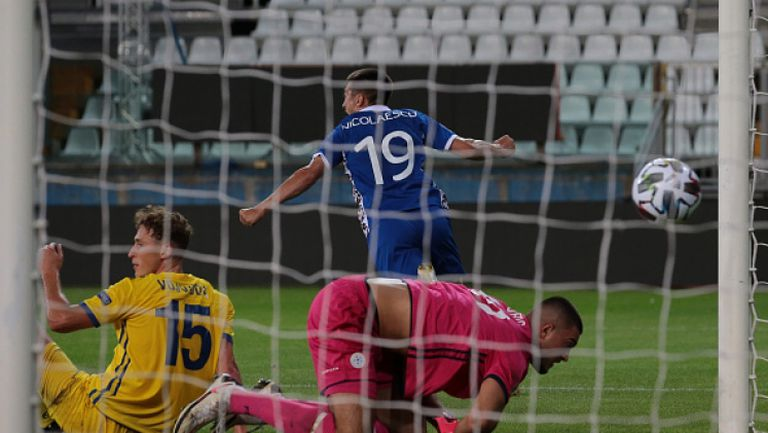 Молдова - Косово 1:1