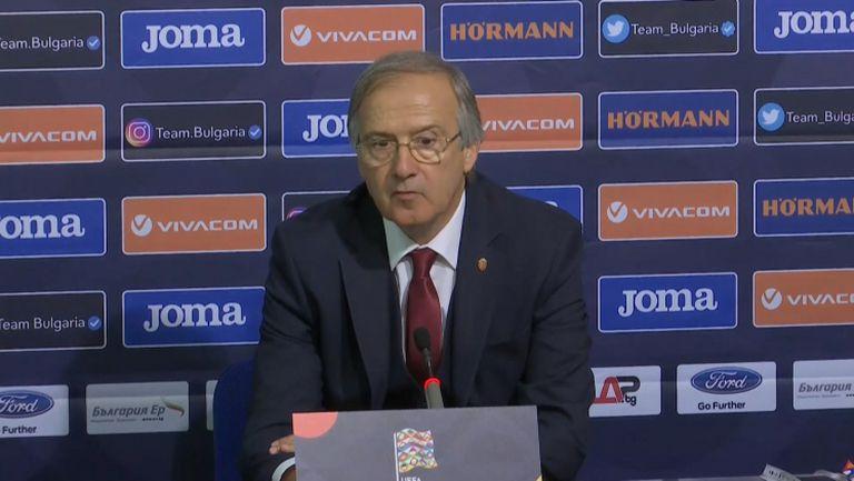 Дерменджиев: Доволен съм, че играчите си повярваха