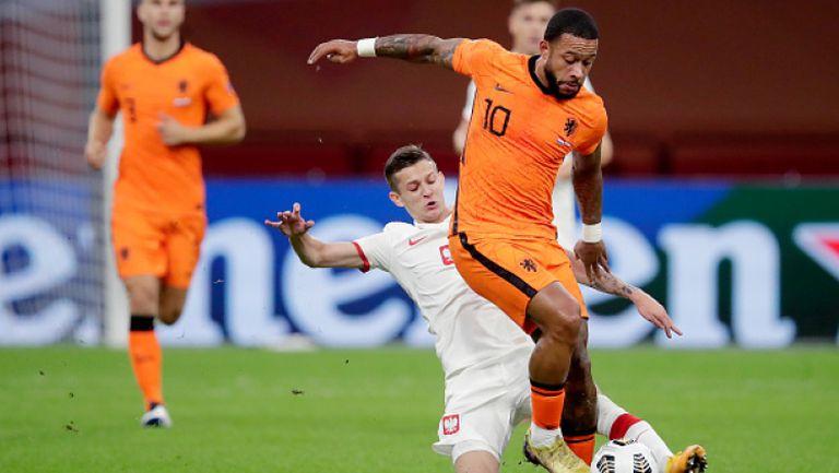 Нидерландия - Полша 1:0