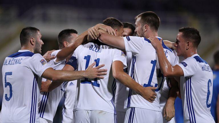 Италия - Босна и Херцеговина 1:1