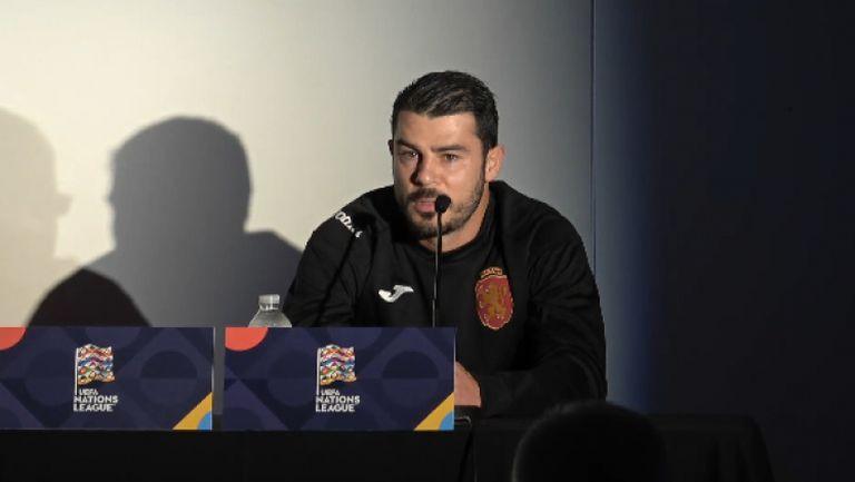 Галин Иванов: Самочувствието се гради с победи, срещу Ирландия колективът беше на добро ниво