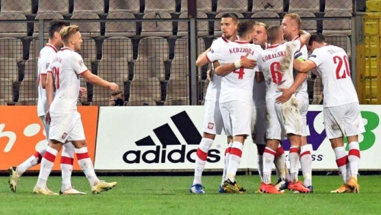 Босна и Херцеговина - Полша 1:2
