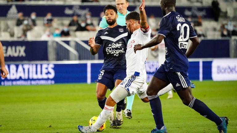 Бордо - Лион 0:0