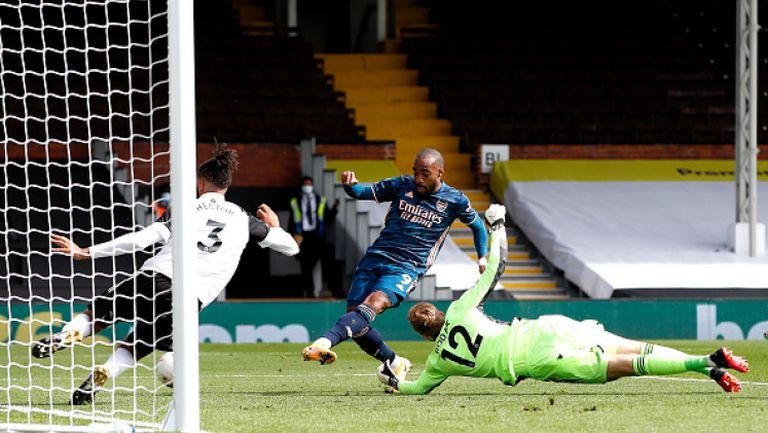 Фулъм - Арсенал 0:3