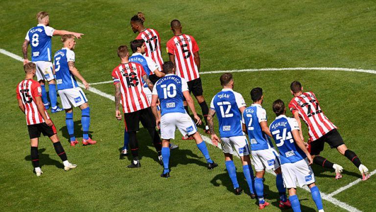 Бирмингам Сити - Брентфорд 1:0