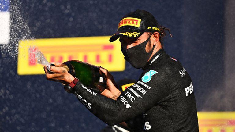 Хамилтън спечели дебютното издание на Гран при на Тоскана