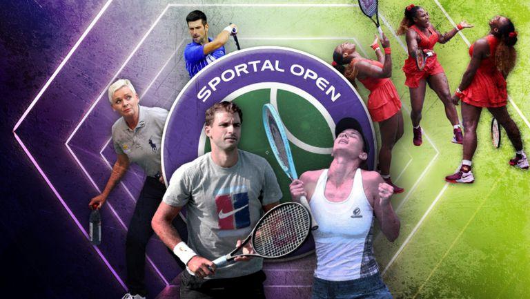 """Феноменално завръщане на Пиронкова и нов шампион на US Open - гледайте """"Sportal Open"""""""