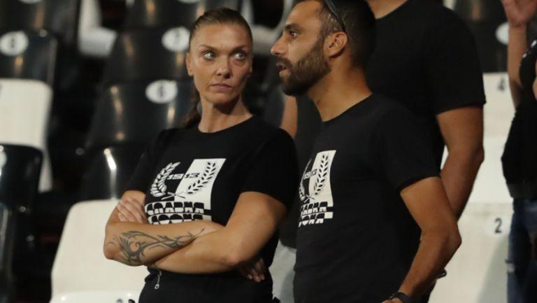 Феновете на Славия подкрепят любимците си срещу Берое