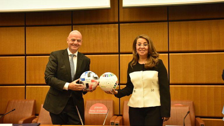 ФИФА стана партньор на ООН