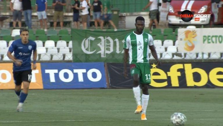 Берое смаза Черно море с 4:0 и поведе в efbet Лига