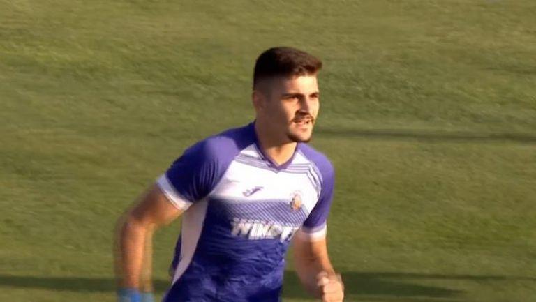 Етър бързо изравни на Локомотив след гол на Преслав Боруков