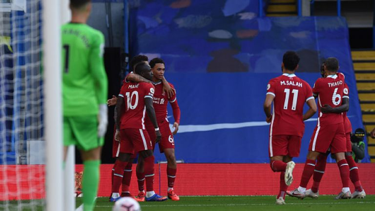Челси - Ливърпул 0:2
