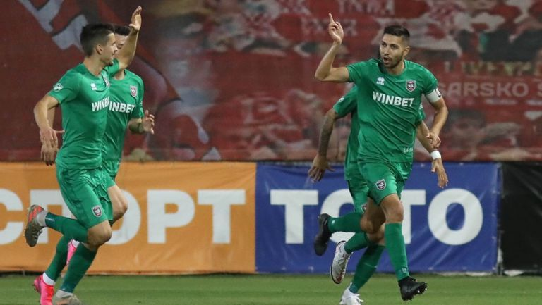 Генов: ЦСКА-София и Берое ще са основни конкуренти на Лудогорец за титлата