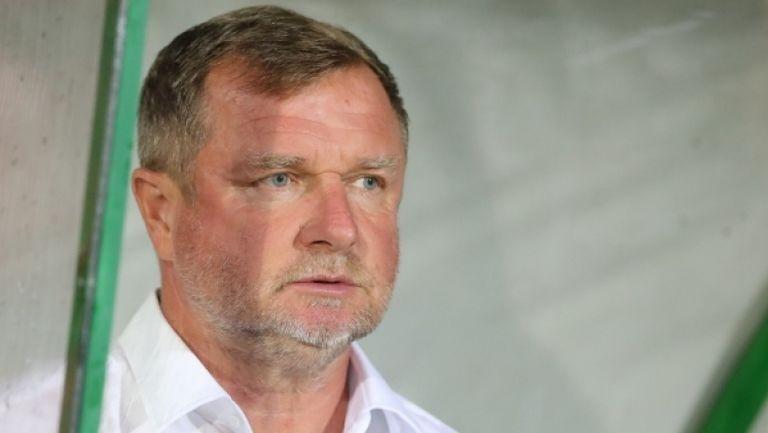 Павел Върба: Не е изненада, че тимът на Берое е пръв. Няма да пазим никого заради Европа