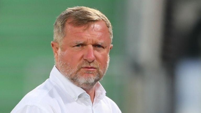 Върба: Преживях мача с ЦСКА-София. И двата отбора могат да съжаляват, че не спечелиха