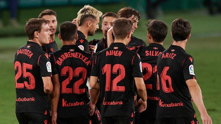 Елче - Реал Сосиедад 0:3