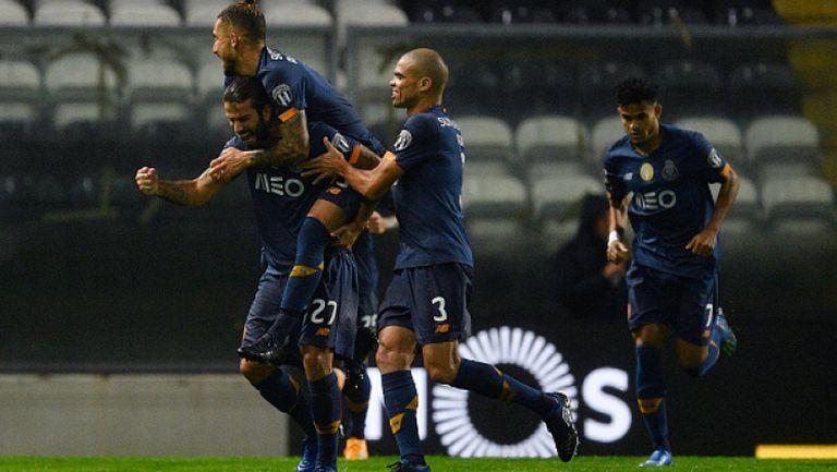 Боависта - Порто 0:5