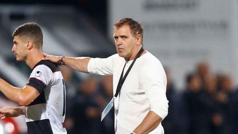 Бруно Акрапович: Заслужено взехме 3 точки