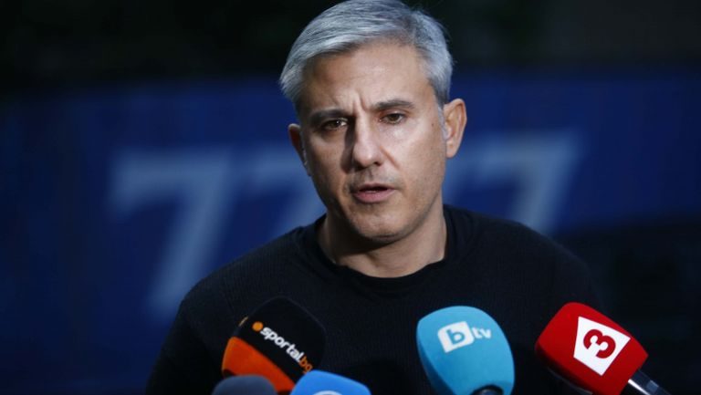 Павел Колев: На финалната права сме за договор с генерален спонсор