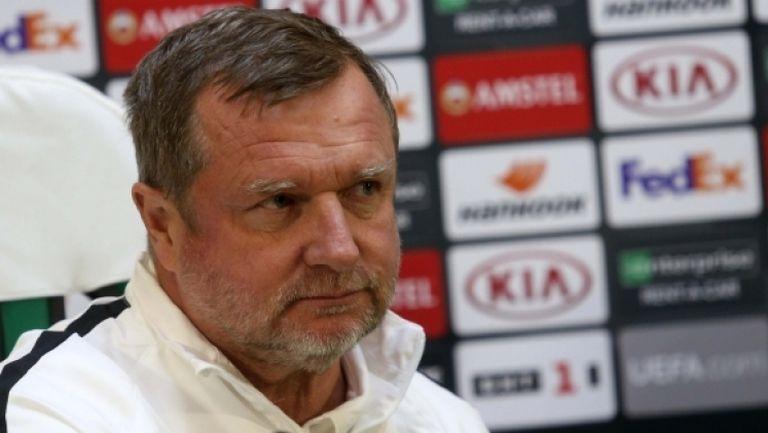 Павел Върба: Няма да е добре за клуба, ако не влезем в групите