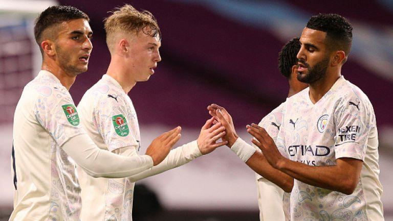 Бърнли - Манчестър Сити 0:3