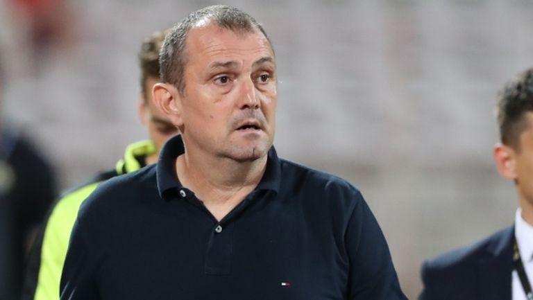 Официално: Славия се раздели със Златомир Загорчич