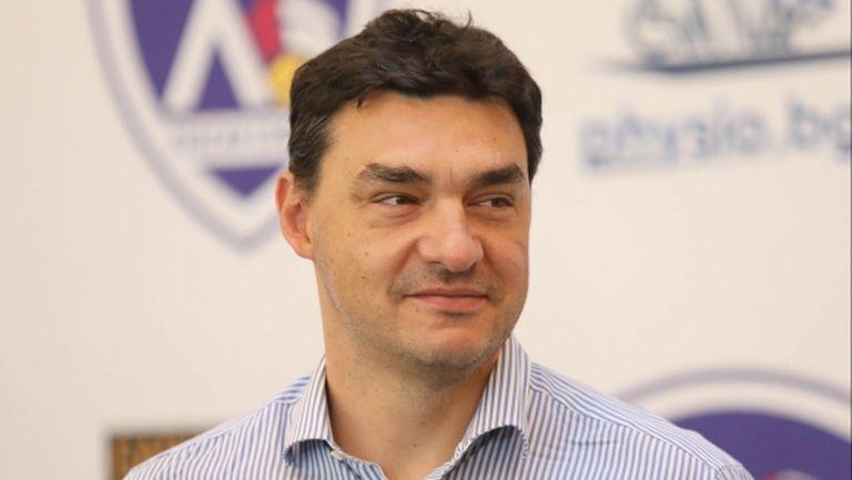 Владо Николов: Когато стане готова залата, Левски ще има по-добри условия от Тренто (видео)