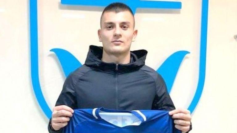 Николай Дросев с два гола за германския Вилхелмсхафен в контрола