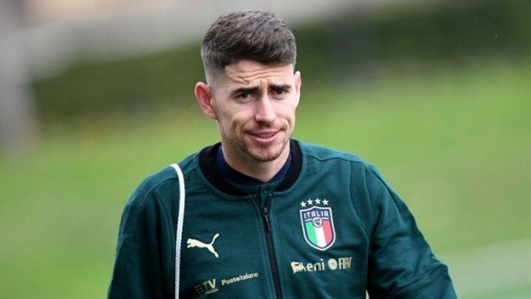 Тонали аут, Жоржиньо в националния отбор на Италия