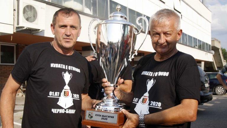 Крушарски: Бруно е започнал да получава част от сигналите, които получавам аз