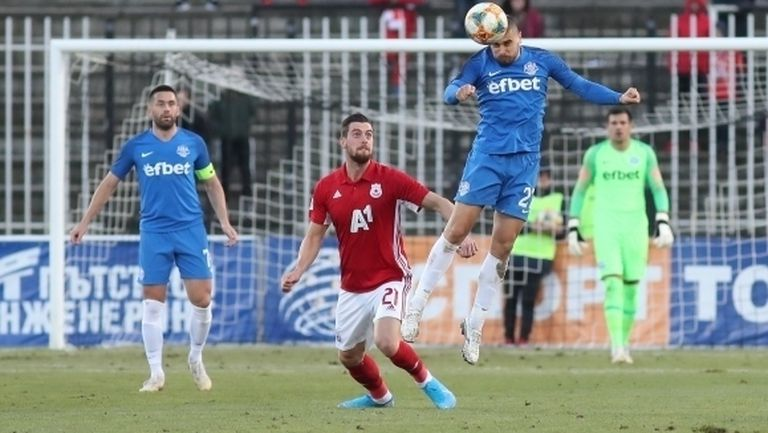В Австралия отбелязаха отсъствието на нападател на ЦСКА-София